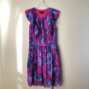 Banana Republic | Bold Floral Sheath Dress